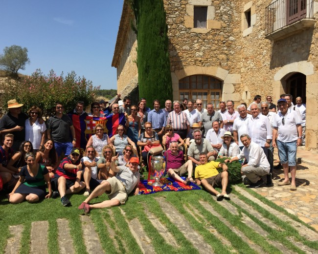 "THE CELEBRATION OF ""TRIPLET"" – L'ESCALA – ALT EMPORDÀ"