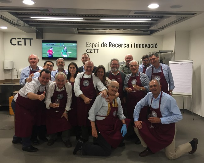II COOKING WORKSHOP, WITH CARLES GAIG – ESCOLA CETT