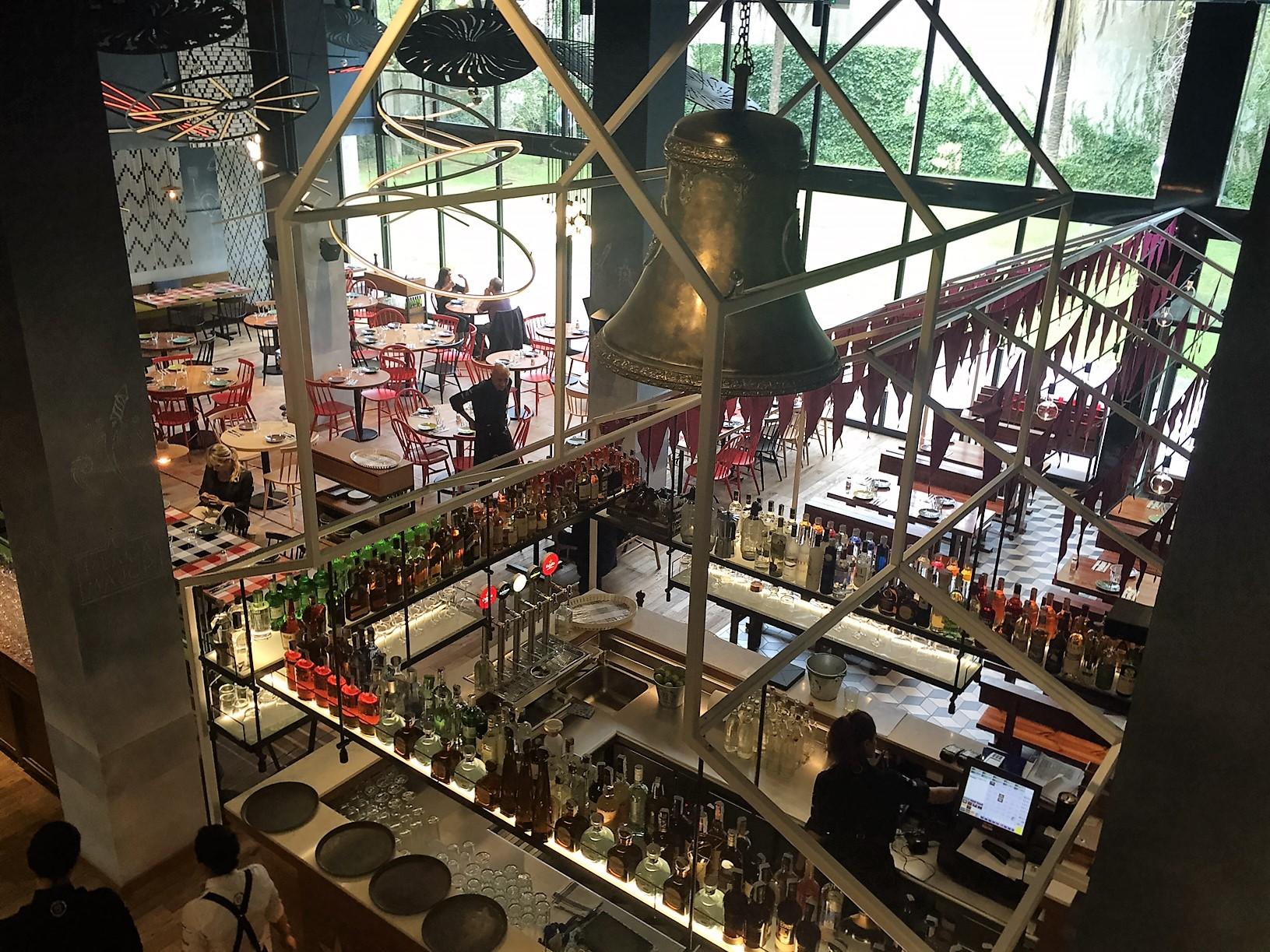 Cd Leganes Fc Barcelona Restaurante Bellavista Del Jardin Del