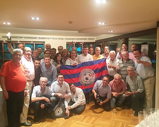 "BORUSSIA DE MÖNCHENGLADBACH – FC BARCELONA, ""CHAMPIONS LEAGUE"" / RESTAURANT ""SAGARDI"""