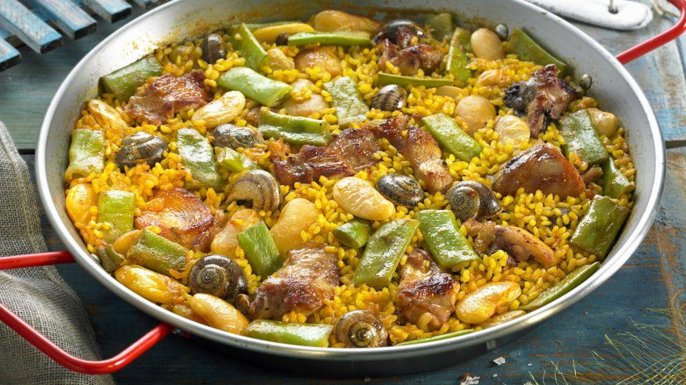 la-paella-valenciana