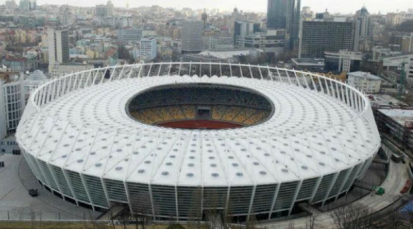 Estadio Olimpico De Kiev Penya Gastronomica Barca