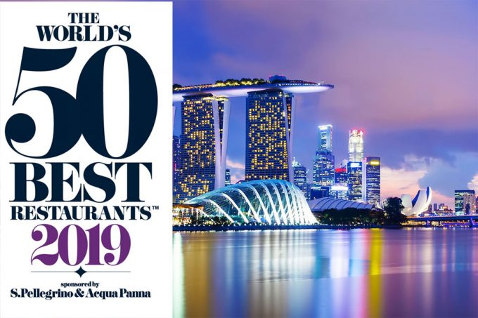 The list 50 Best 2019